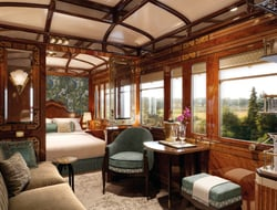 Belmond train cabins