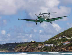 Tradewind Aviation flying into St. Barth's