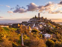 Monsaraz in Alentejo region, Portugal