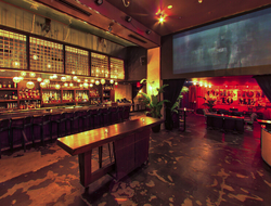Shoo Shoo, Baby bar interior