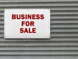 Business bar restaurant nightclub for sale sign