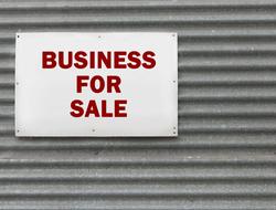 Business bar restaurant nightclub for sale sign
