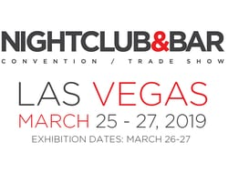 2019 Nightclub & Bar Show save the date