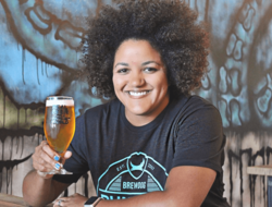 BrewDog USA CEO Tanisha Robinson