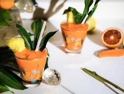 Piña Dorada cocktail