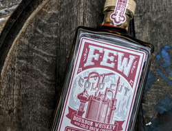 FEW Spirits Cold Cut Bourbon Whiskey