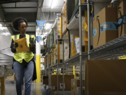 Amazon needs to hire more workers to keep up with surge in orders