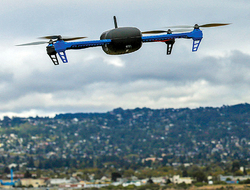 MEMS Sensors Are the Heart of a Drone