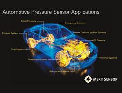 The Evolution of Automotive Pressure Sensors