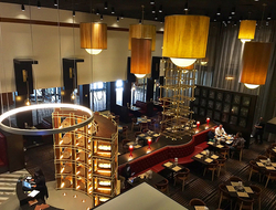 The new Jake & Eli restaurant and lobby bar concept.