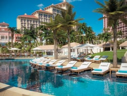 Grand Hyatt Baha Mar will offer 1,800 rooms, including 230 luxury suites.