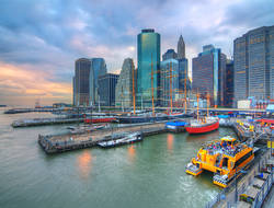 South Street Seaport, New York City - SeanPavonePhoto/iStock/Getty Images Plus/Getty Images