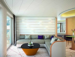 Hapag-Lloyd Hanseatic inspiration Grand Suite
