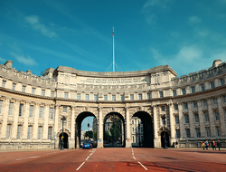 Admiralty Arch, London, England