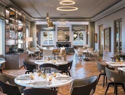 The Ritz-Carlton Hotel de la Paix Geneva Living Room Restaurant