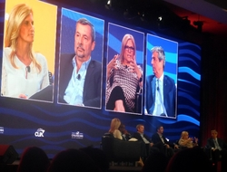 cruise executive panel Cruise360 Editorial Use Only Photo by Susan J Young