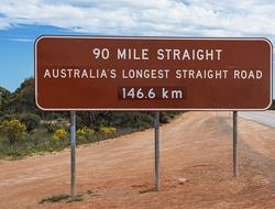 Australia Eyre Highway