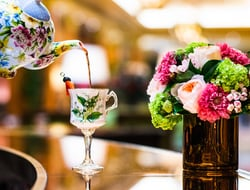 Flower Show and Floral Drinks at Dorchester Collection