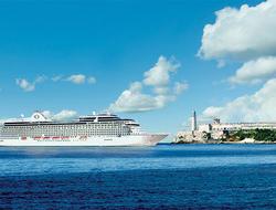 Oceania Marina in Havana