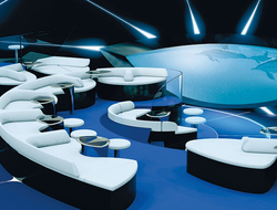 Ponant Explorer Blue Eye Lounge