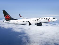 Air Canada Boeing 737 MAX