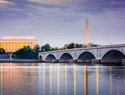 Washington, DC Skyline