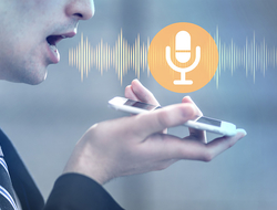 voice recognition smartphone