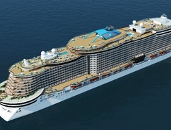 Project Leonardo Rendering. Copyright Norwegian Cruise Line