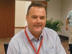 Portrait of Tim Mullen