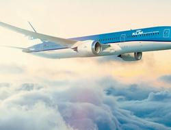KLM Dreamliner