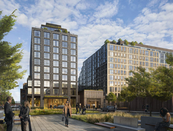 Thompson D.C. to open as first hotel in The Yards in 2020, designed by Studios Architecture, Parts and Labor Design.