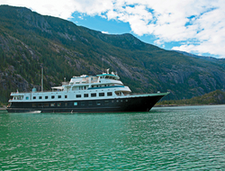 Alaskan Dream Cruises' Chichagof Dream