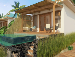 Yemaya Island Hideaway and Spa Rendering