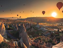 Cappadocia Turkey