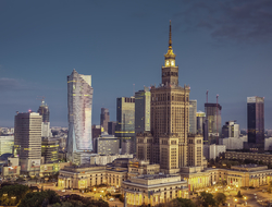 Warsaw Poland - marchello74/iStock/Getty Images Plus/Getty Images