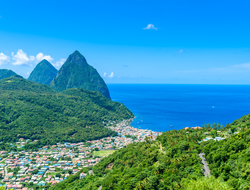 Pitons St Lucia