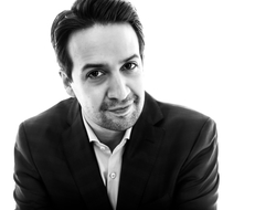 Headshot of Lin-Manuel Miranda