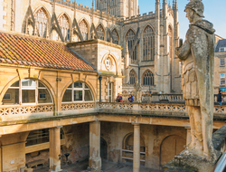 Bath England Ancient Roman Baths