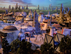 Disney's Star Wars - Galaxy's Edge Opens in 2019