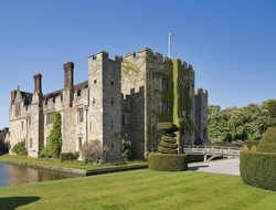 Hever Castle - richardik/iStock/Getty Images Plus/Getty Images