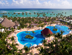 Overhead view of Luxury Bahia Principe Ambar