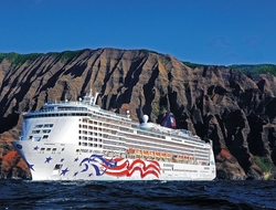 Norwegian Cruise Line Pride of America Editorial Use Only Photo Courtesy of Norwegian Cruise Line