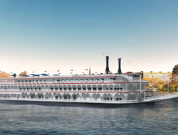 A rendering of the American Countess