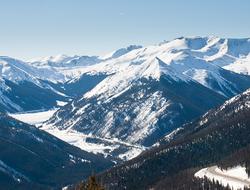 Berthoud Pass Colorado