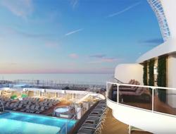 Princess Cruises Sky Suite