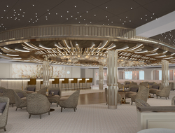 Image of seating area in new observational lounge