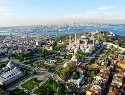 Istanbul is receiving an influx of leisure travelers