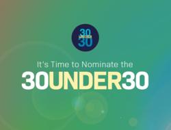 30Under30 2018 Graphic