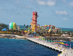 Daredevil's Tower at Perfect Day at CocoCay