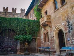 Casa di Giulietta Verona Italy